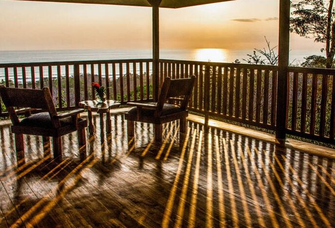 Vista Naranja Ocean View House - Pure Trek Costa Rica