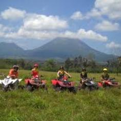 ATV in La Fortuna